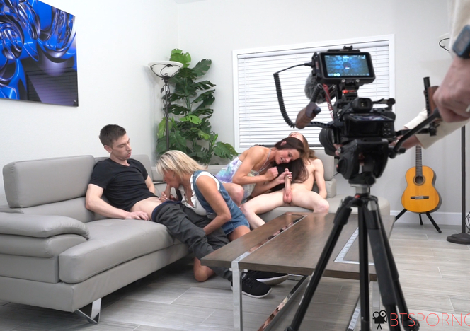 Behind_The_Scenes_With_Payton_Hall_And_Sofie_Marie